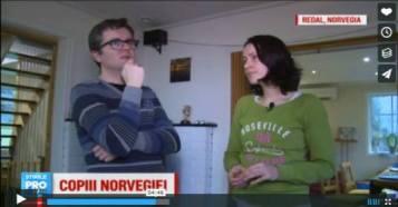 TVR Copiii Norvegiei Marius Ruth Bodnariu
